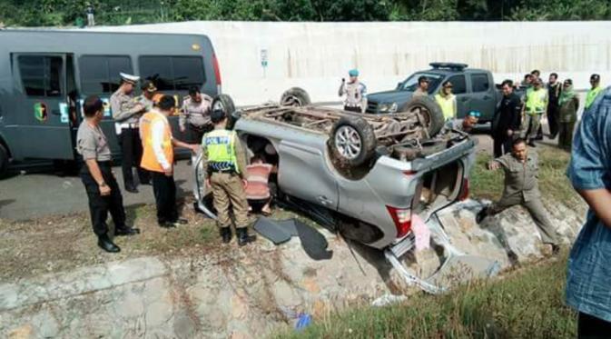 Tercatat 9 Kecelakaan Lalu Lintas Selama 6 Hari Arus Mudik di Rembang