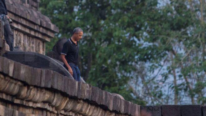 Mengintip Tempat Liburan Obama Selama di Yogyakarta