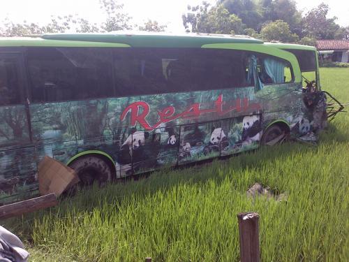 Kecelakan Bus Restu di Jombang, Jasa Raharja Berikan Jaminan Asuransi Para Korban