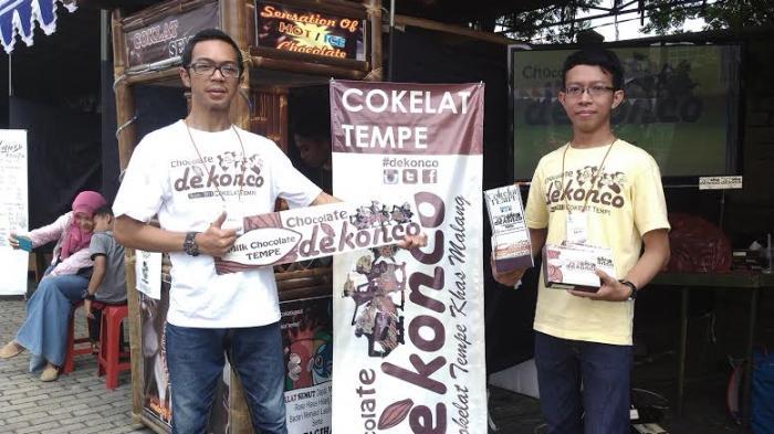 Cokelat Tempe, Buah Tangan Dari Kota Malang Yang Unik