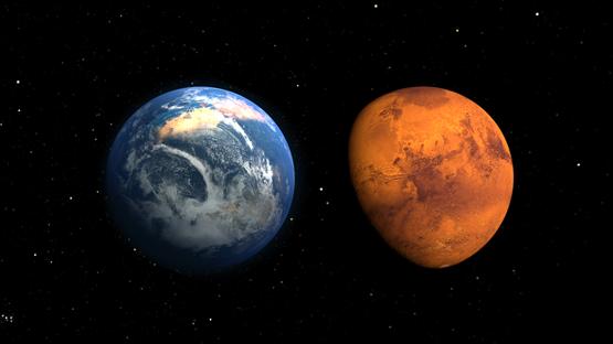 Penelitian Terbaru Mengenai Planet Mars Yang Tidak Layak Huni