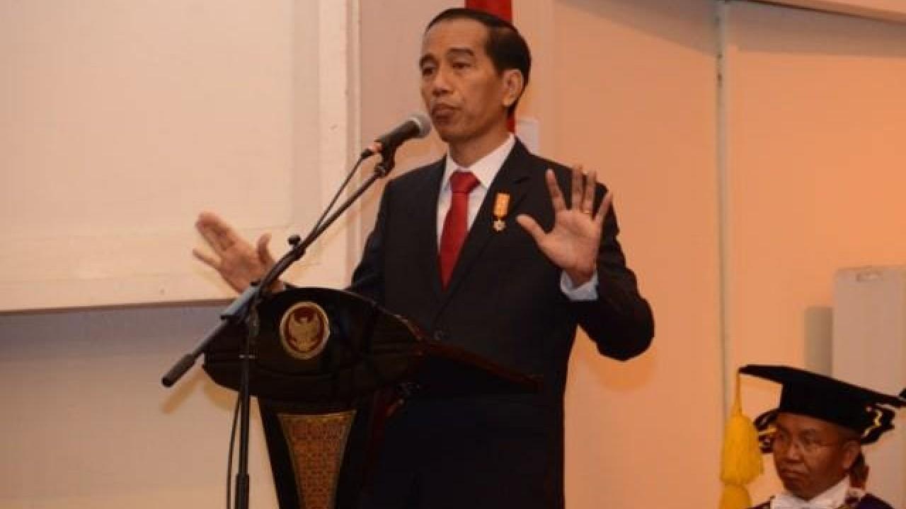 Jokowi Bahas Generasi Z Akan Ubah Pandangan Politik di Masa Depan