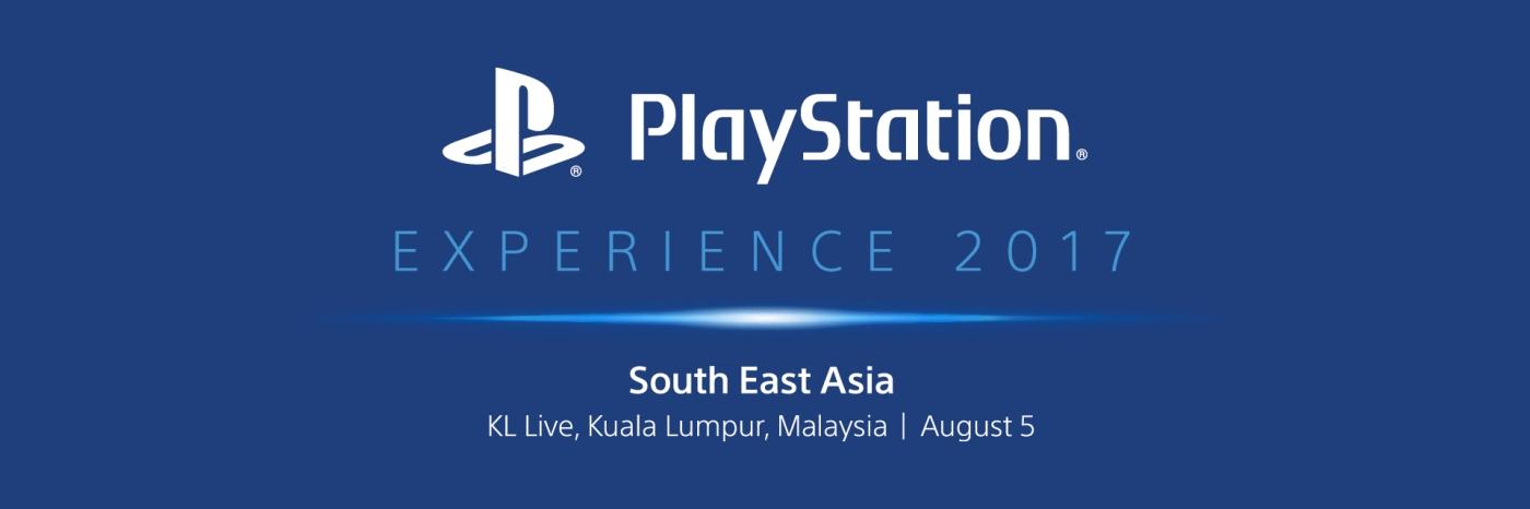 PlayStation Experience 2017 Akan Diadakan di Asia Tenggara