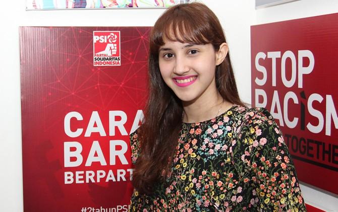Politisi Muda Cantik, Tsamara Amany Yang Bercita-cita Menjadi Gubernur DKI Jakarta
