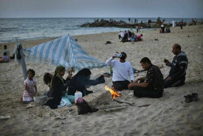 Tempat Wisata Indah di Tengah Konflik Yang Terjadi di Palestina